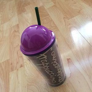 Starbucks Frappuccino reusable cup!